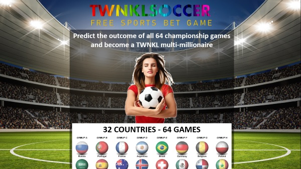 TWNKL Soccer is here!