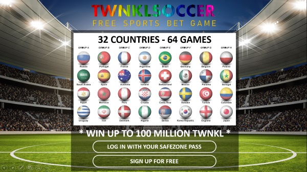 32 Countries - 64 Games, who will win?