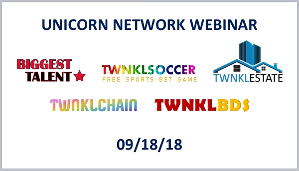 Unicorn Network Webinar
